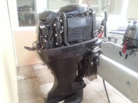 Лодочный мотор Suzuki DF70 4-х тактный , фотография 2