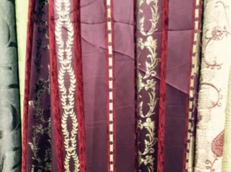 Турецкие ткани для штор от производителя   Колибри, со склада в Москве. Опт., фотография 3
