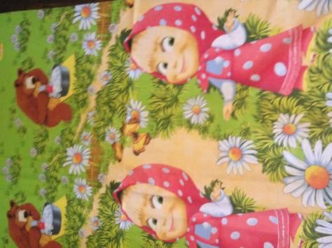 Комплектация постельным бельем дет. сады, гостиниц. , фотография 2
