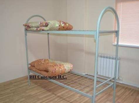 Металлические кровати эконом-класса с бесплатной доставкой, фотография 2