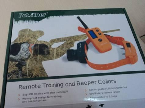 Электронный ошейник для охотничьих собак почтой рф, фотография 1