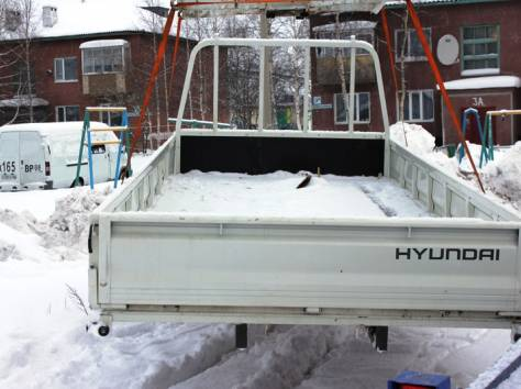 Продам кузов  Hyundai HD78, фотография 1