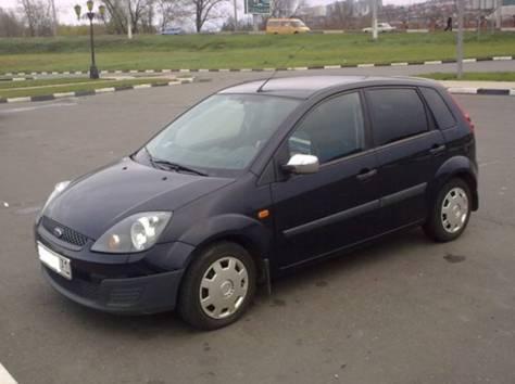 Продажа авто Форд Фиеста, фотография 1