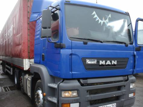 МАN -ERF грузовой тягач, фотография 1