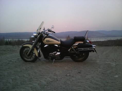 Honda Shadow 750 ACE 1998 г. ТОРГ в Чите, фотография 1