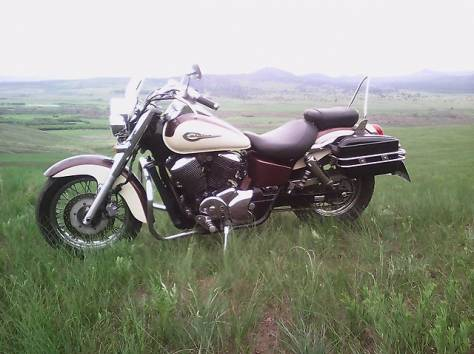 Honda Shadow 750 ACE 1998 г. ТОРГ в Чите, фотография 5