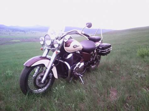 Honda Shadow 750 ACE 1998 г. ТОРГ в Чите, фотография 7