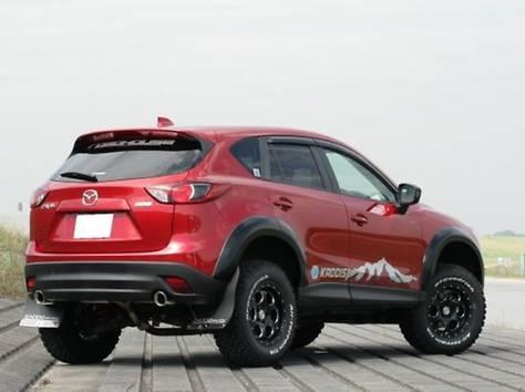 Обвес Kaddis для Mazda CX-5, фотография 2