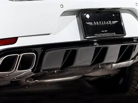 Обвес Artisan для Porsche Macan Turbo, фотография 4