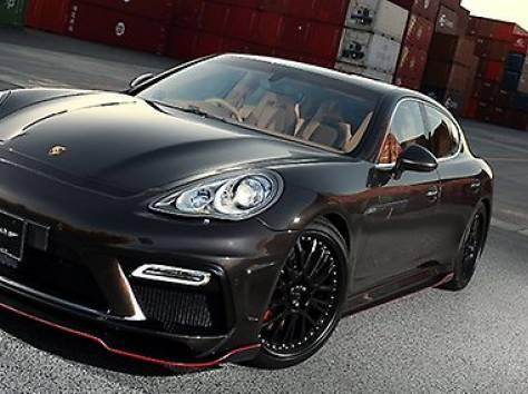 Обвес Artisan для Porsche Panamera, фотография 2