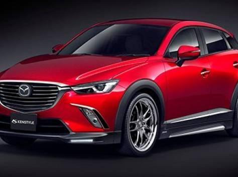 Обвес Kenstyle на Mazda CX3 NEW 2015, фотография 1