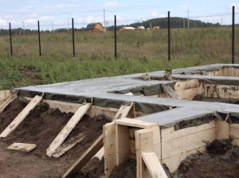 Кровельные,бетонные работы.Строительство домов под ключ, фотография 2