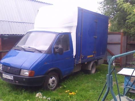 продам газель фургон, фотография 1