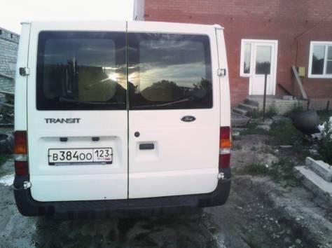 Ford Transit (2001), фотография 4