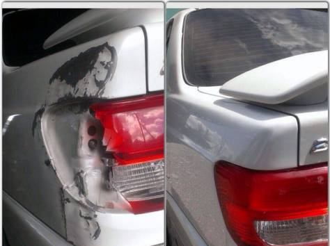 Кузовной ремонт, покраска, полировка, фотография 2