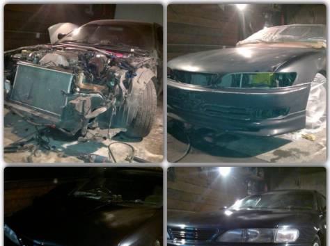 Кузовной ремонт, покраска, полировка, фотография 3