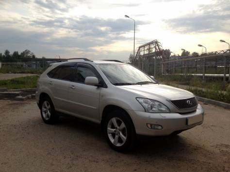 Lexus RX 350 3.5 AT (276 л.с.) 4WD 2008, фотография 5