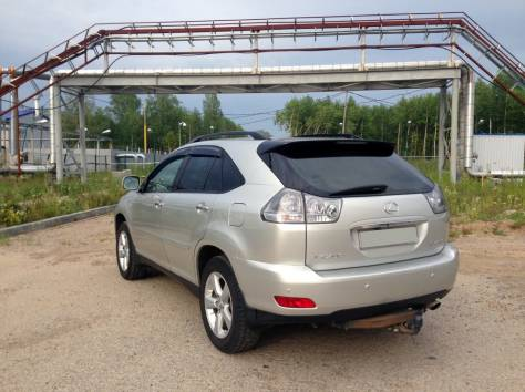 Lexus RX 350 3.5 AT (276 л.с.) 4WD 2008, фотография 6