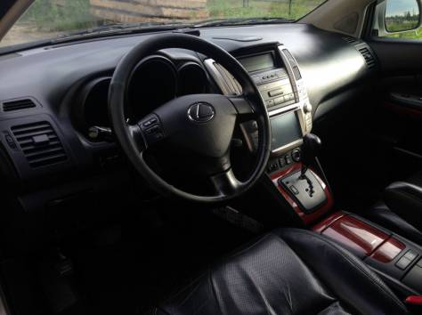 Lexus RX 350 3.5 AT (276 л.с.) 4WD 2008, фотография 8