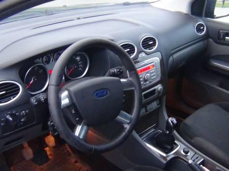 форд фокус испанской сборки 2008