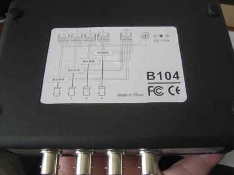 Хаб. Два устройства синхронизации видеосигнала c монитором, фотография 7