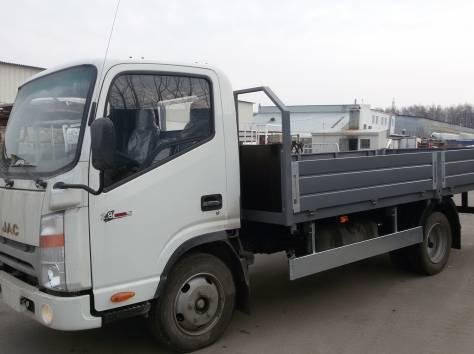 Продажа грузовых автомобилей JAC, фотография 2