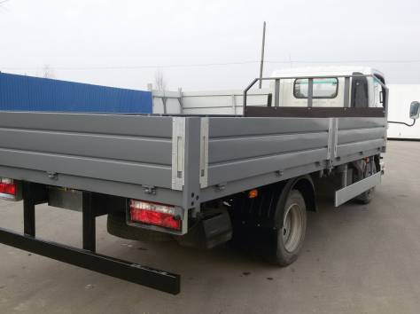 Продажа грузовых автомобилей JAC, фотография 4