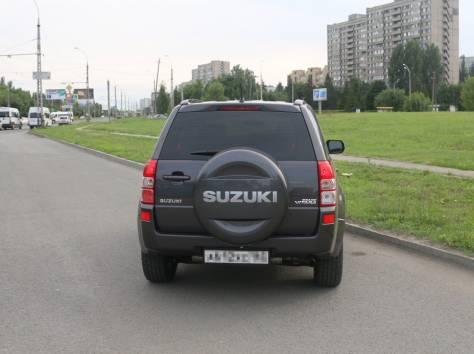 Suzuki Grand Vitara 2.4 MT (169 л.с.) 4WD 2009, фотография 6