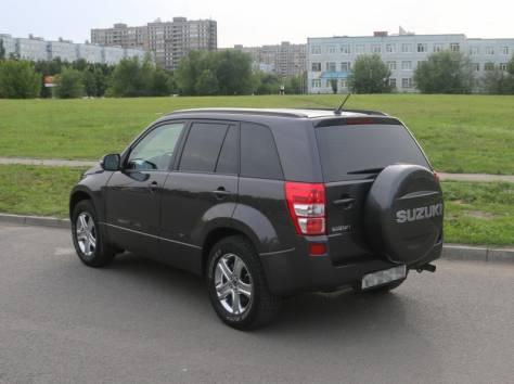 Suzuki Grand Vitara 2.4 MT (169 л.с.) 4WD 2009, фотография 7