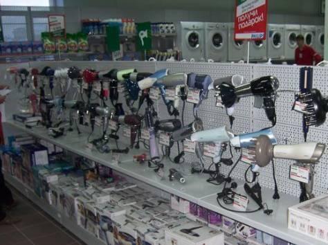Торговые металлические стеллажи, фотография 7
