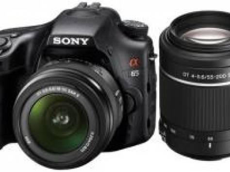 продам фотоаппарат Sony SLTA65X, фотография 1