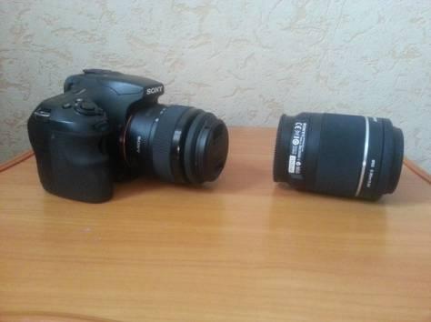 продам фотоаппарат Sony SLTA65X, фотография 6