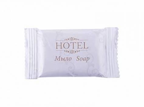 Одноразовое мыло, гостиничное мыло, отельное мыло опт иркутск, фотография 1