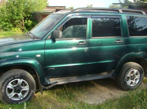 продам авто уаз патриот 2011г.в., фотография 2