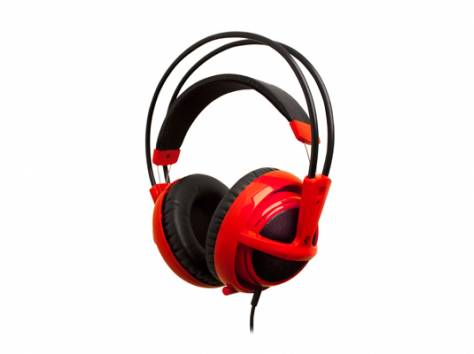 SteelSeries Siberia v2 Special Edition Red, фотография 4