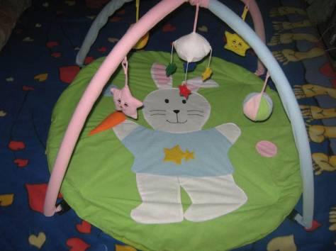 Развивающий коврик для детей от 0 своими руками