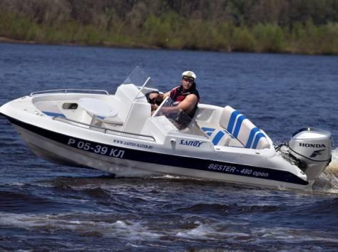 Катера и лодки Bester, фотография 5