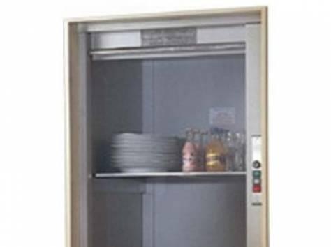 Грузовой подъемник (лифт) ТИТАН сервисный для гостиниц, кафе, частного дома., фотография 1