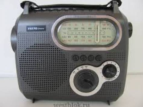 Радиоприёмник VIKEND CAMPING c фонарём, фотография 4