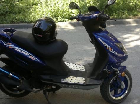 продам 150-кубовый скутер, фотография 2