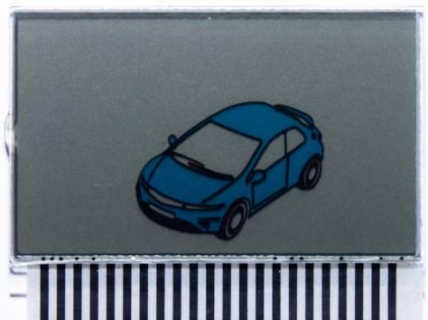 Продам Cenmax Vigilant ST-7/ 7а дисплей жк на шлейфе, фотография 1