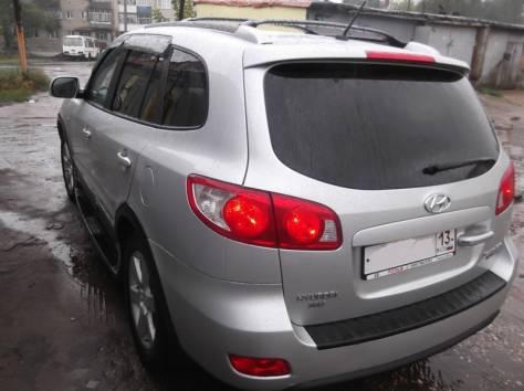 Продам Hyundai Santa Fe в отличном состоянии, фотография 4