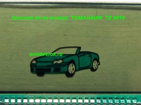продам tomahawk tz 9010 дисплей жк на ножках (впаивающийся), фотография 1