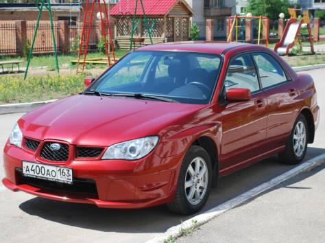 продаётся Subaru Impreza II, фотография 1
