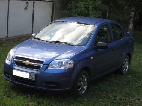Chevrolet Aveo 2008, фотография 1
