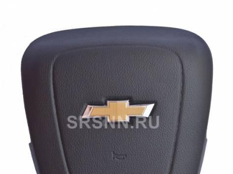 Крышка подушки безопасности водителя Chevrolet, фотография 1
