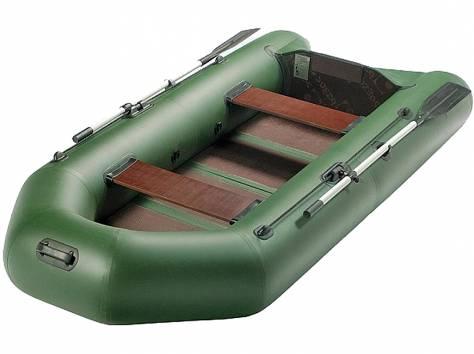 Надувная лодка пвх Витязь 2850, фотография 1