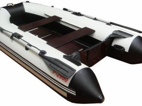 Лодка ПВХ Ривьера 3200 СК, фотография 1