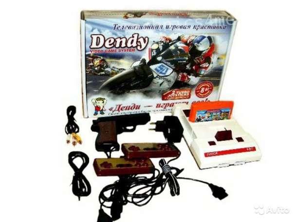 Dendy, Sega новые, фотография 1