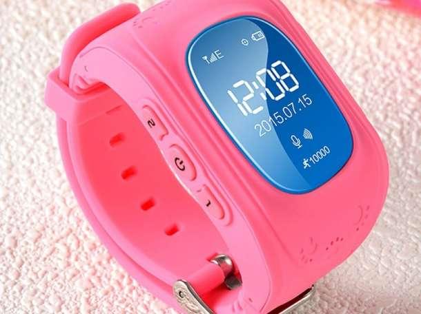 Детские GPS часы q50 для безопасности вашего ребенка, фотография 5